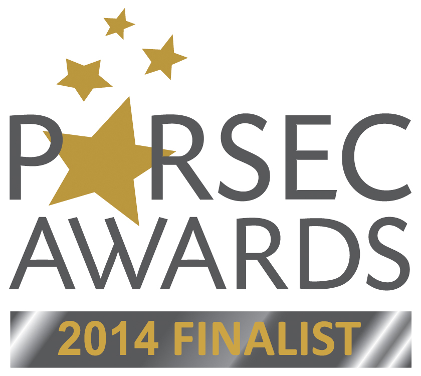 2014 Parsec Awards Finalist