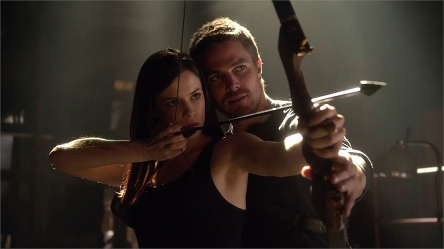 Arrow, Season 1, Episode 7-8