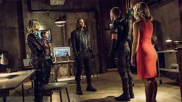 Arrow, Season 4, Episode 1