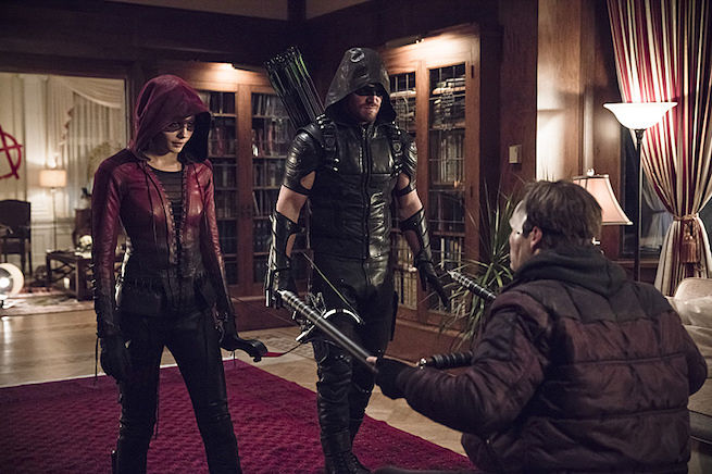 Arrow, Season 4, Episode 10
