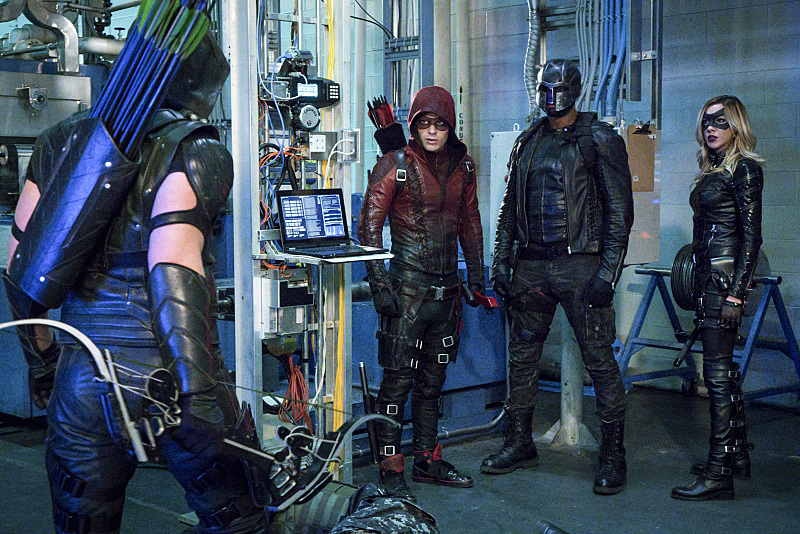 Arrow, Season 4, Episode 12