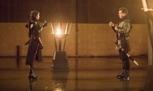 Arrow, Season 4, Episode 13