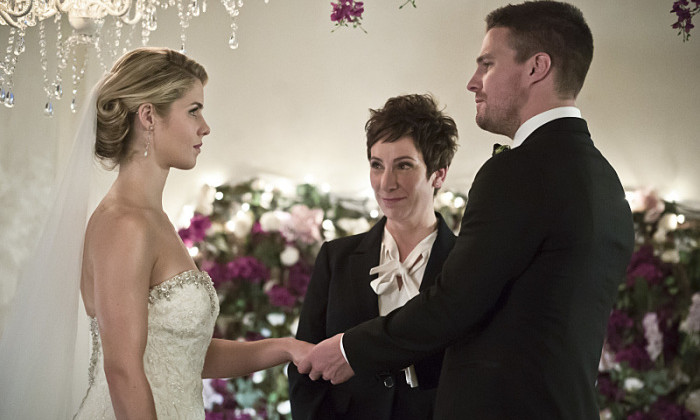 Arrow, Season 4, Episode 16