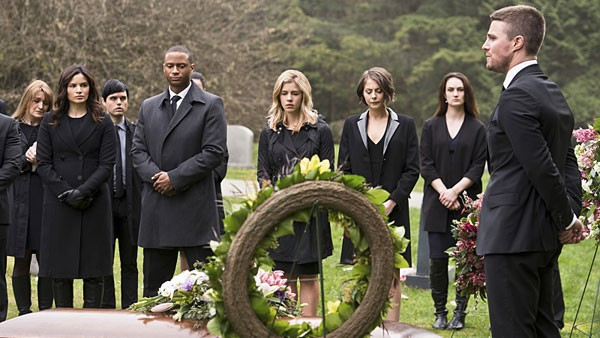 Arrow, Season 4, Episode 19