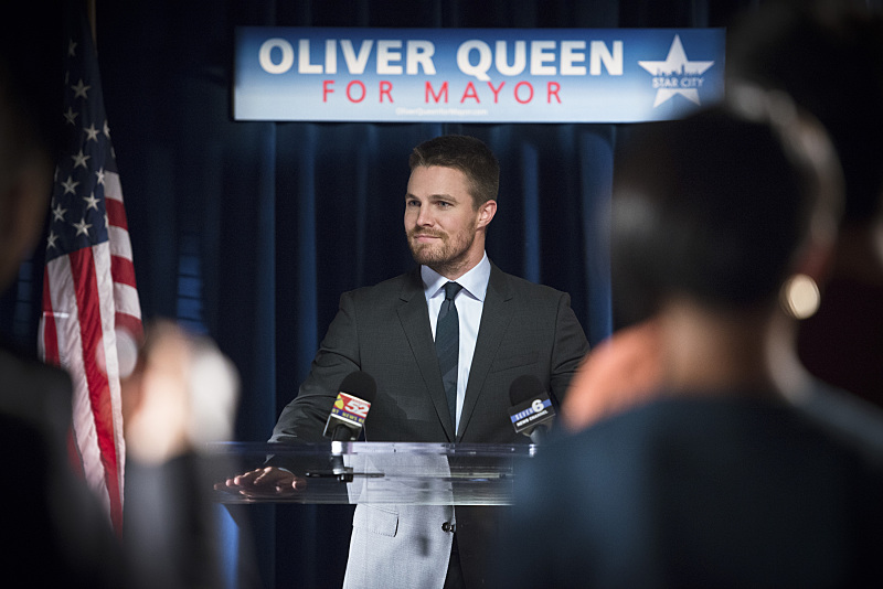 Arrow, Season 4, Episode 4