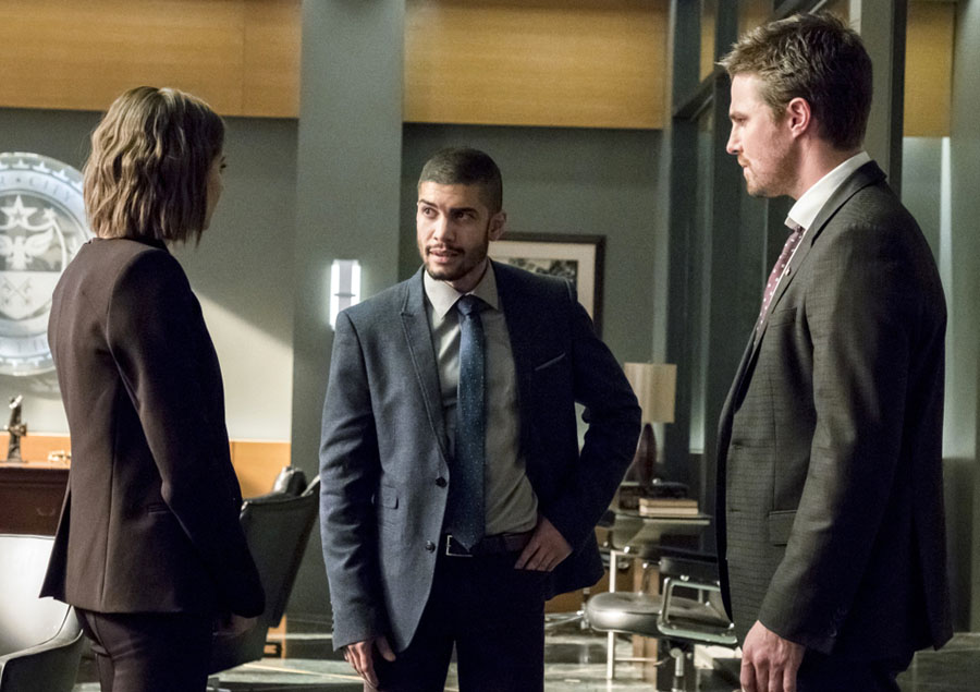 Arrow, Season 5, Episode 13
