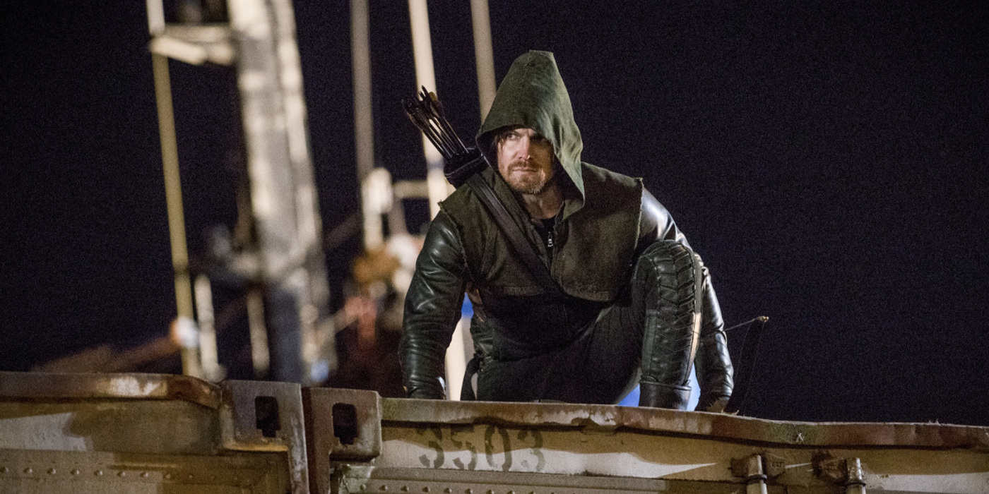 Arrow, Season 5, Episode 17