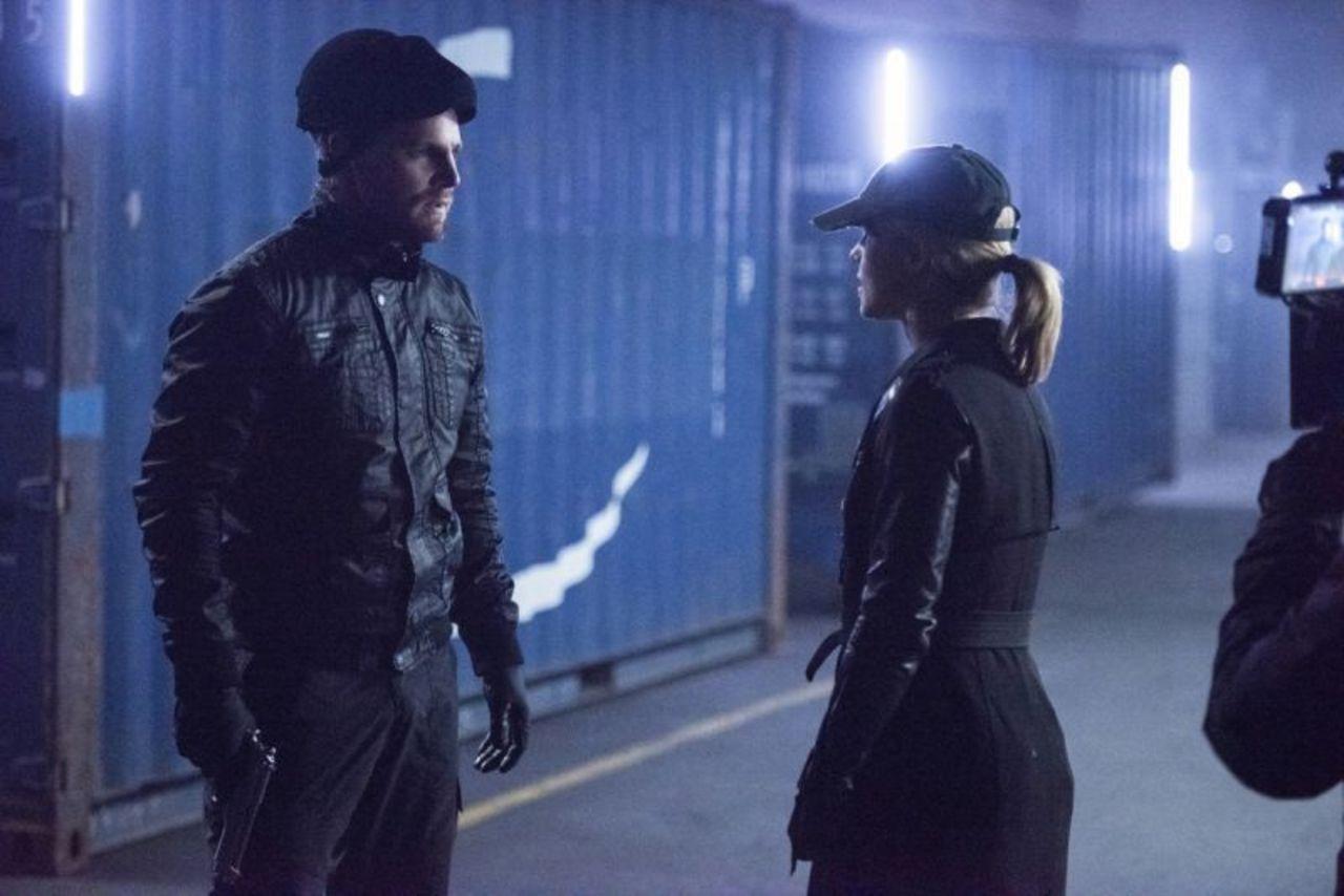 Arrow, Season 5, Episode 19
