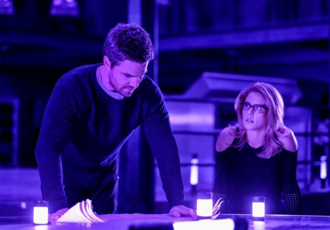 Arrow, Season 5, Episode 20