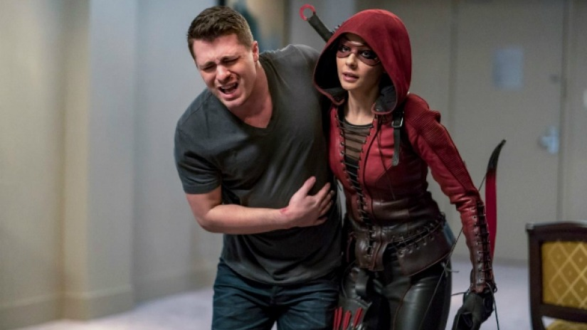 Arrow, Season 6, Episode 15
