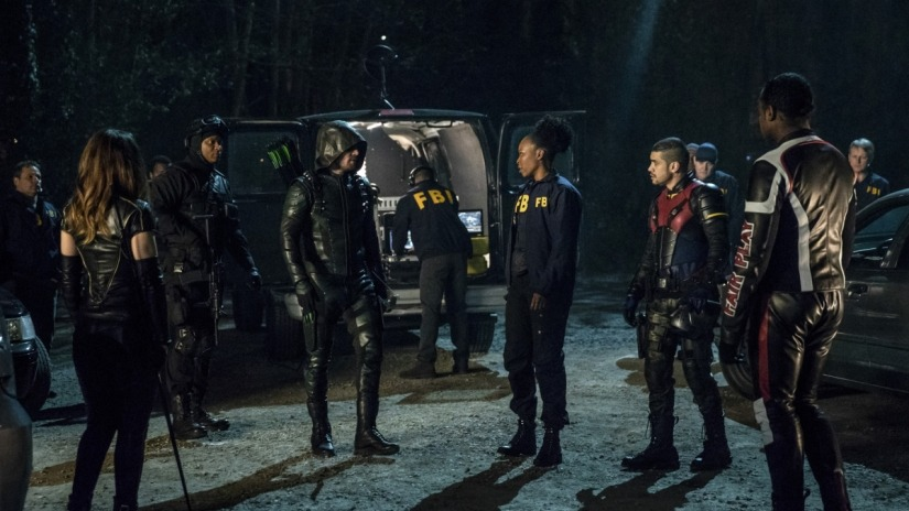 Arrow, Season 6, Episode 23