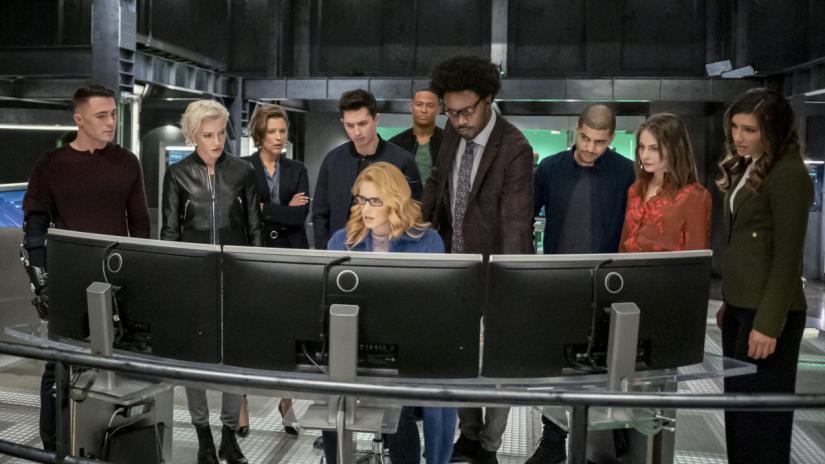 Arrow, Season 8, Episode 10