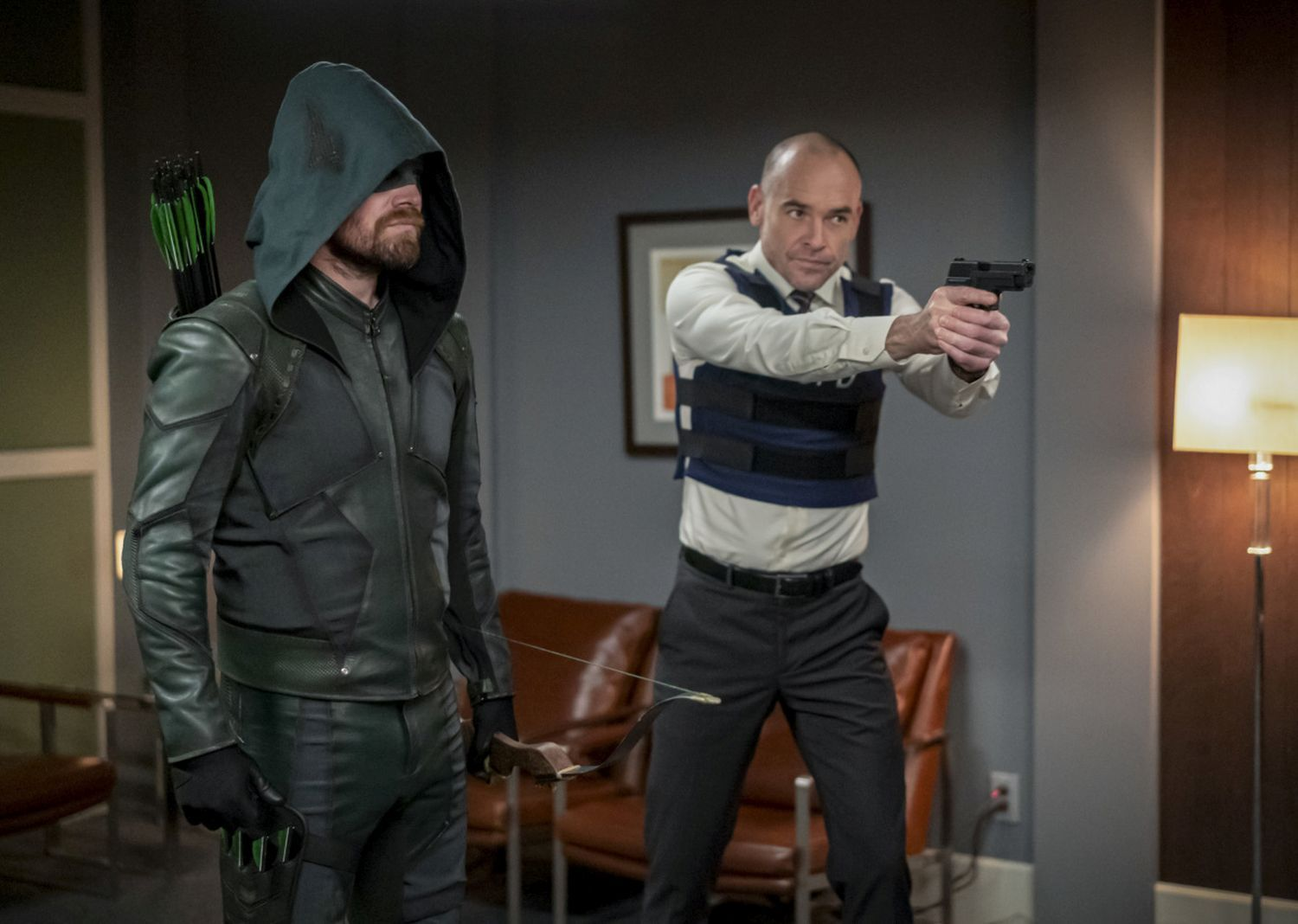 Arrow, Season 8, Episode 6