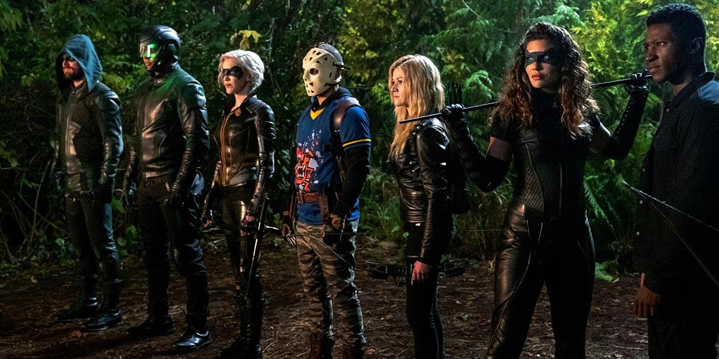 Arrow, Season 8, Episode 7