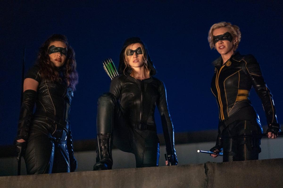 Arrow, Season 8, Episode 9