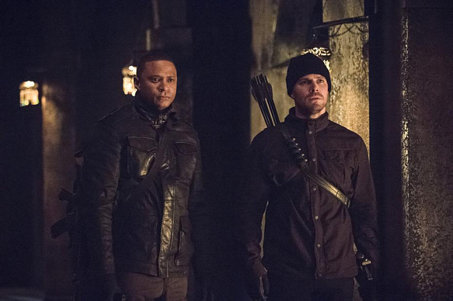 Arrow, Season 3