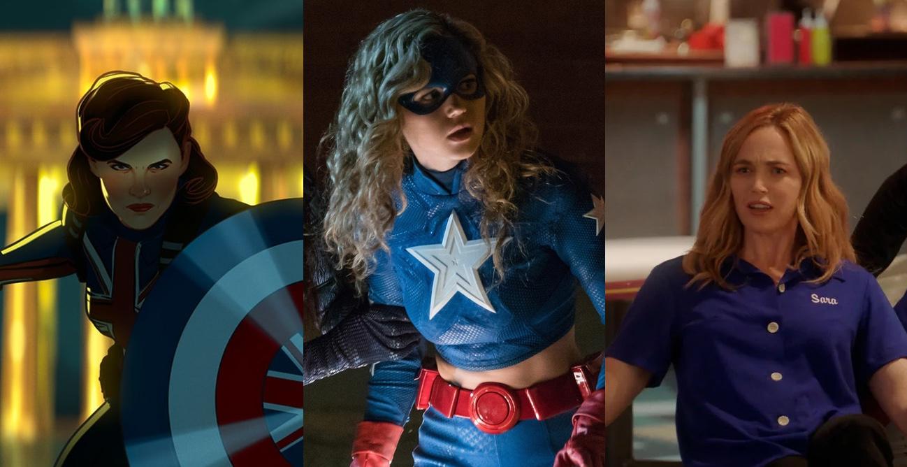 What If...?, Season 1, Episode 1, Stargirl, Season 2, Episode 1, Legends of Tomorrow, Season 6, Episode11