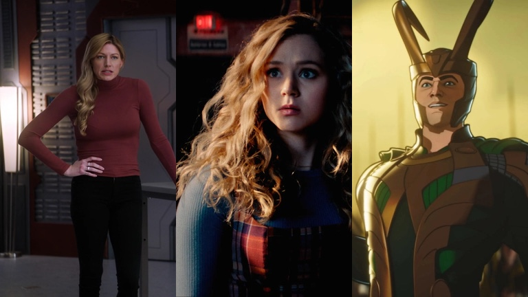 What If...?, Season 1, Episode 3, Stargirl, Season 2, Episode 3, Legends of Tomorrow, Season 6, Episode 13