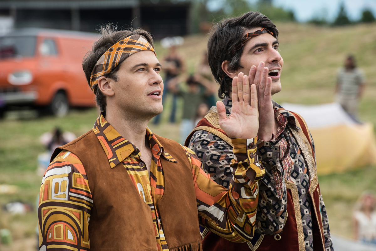 Legends of Tomorrow, Season 4, Episode 1