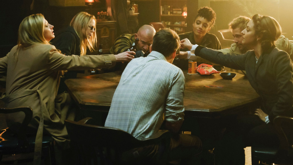 Legends of Tomorrow, Season 5, Episode 12