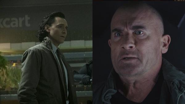 Loki, Episode 2 and Legends of Tomorrow, Season 6, Episode 6