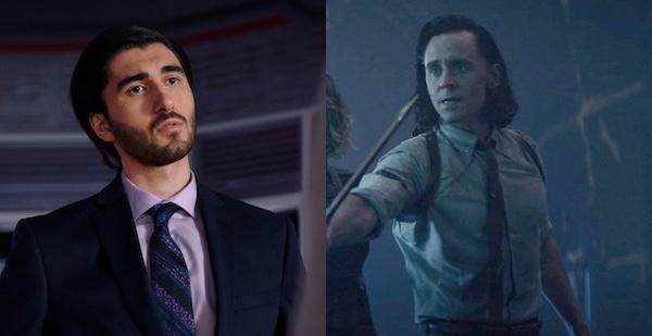Loki, Episode 6 and Legends of Tomorrow, Season 6, Episode 9
