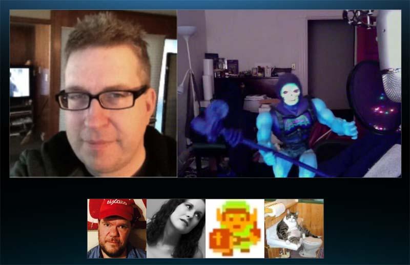 Skeletor Skype