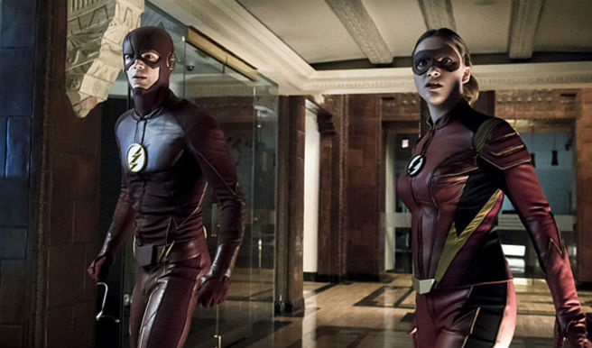 TeeVee | The Flash: S3E2-4 Reviews (Episode 200)