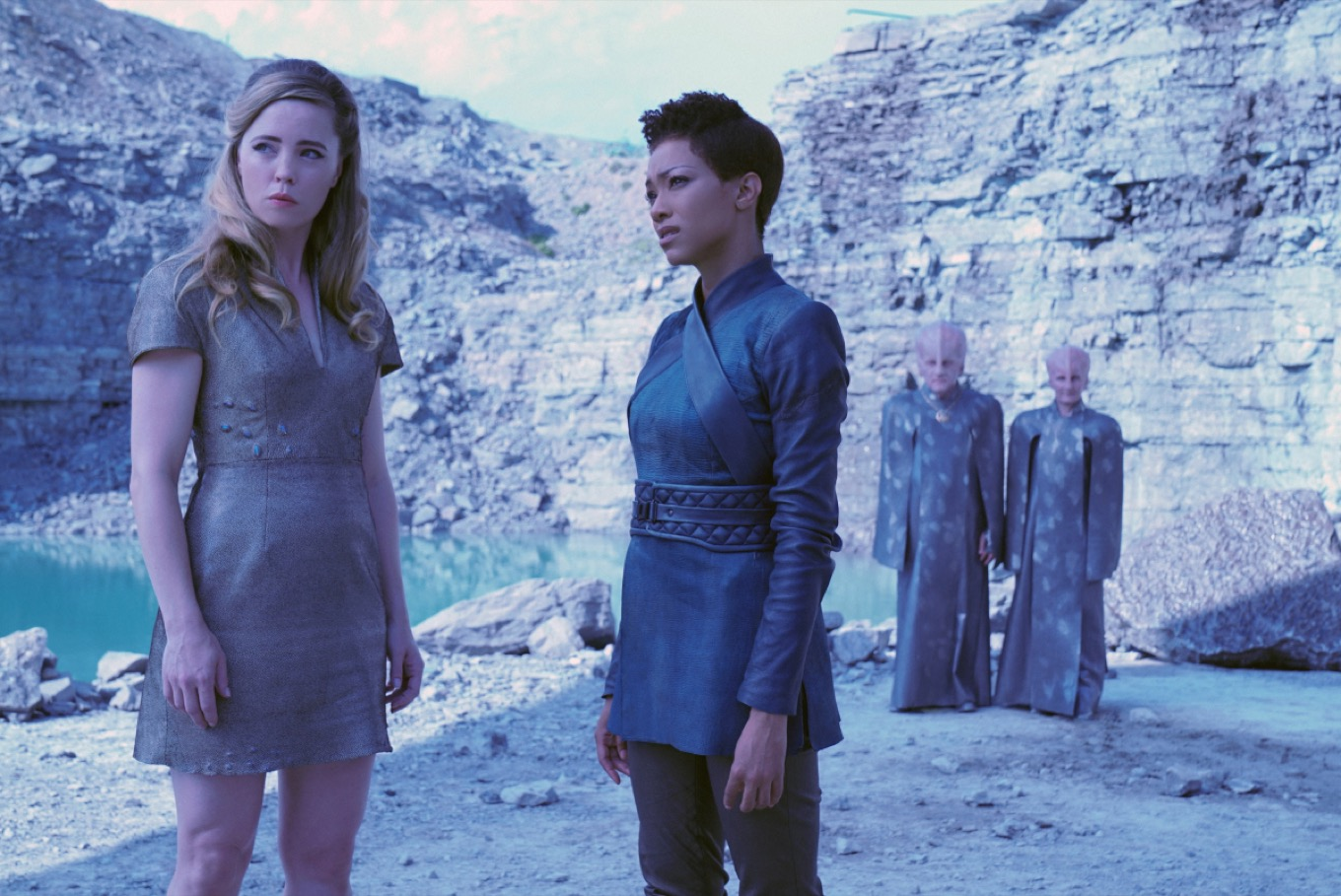 References to Star Trek: Discovery   The Incomparable