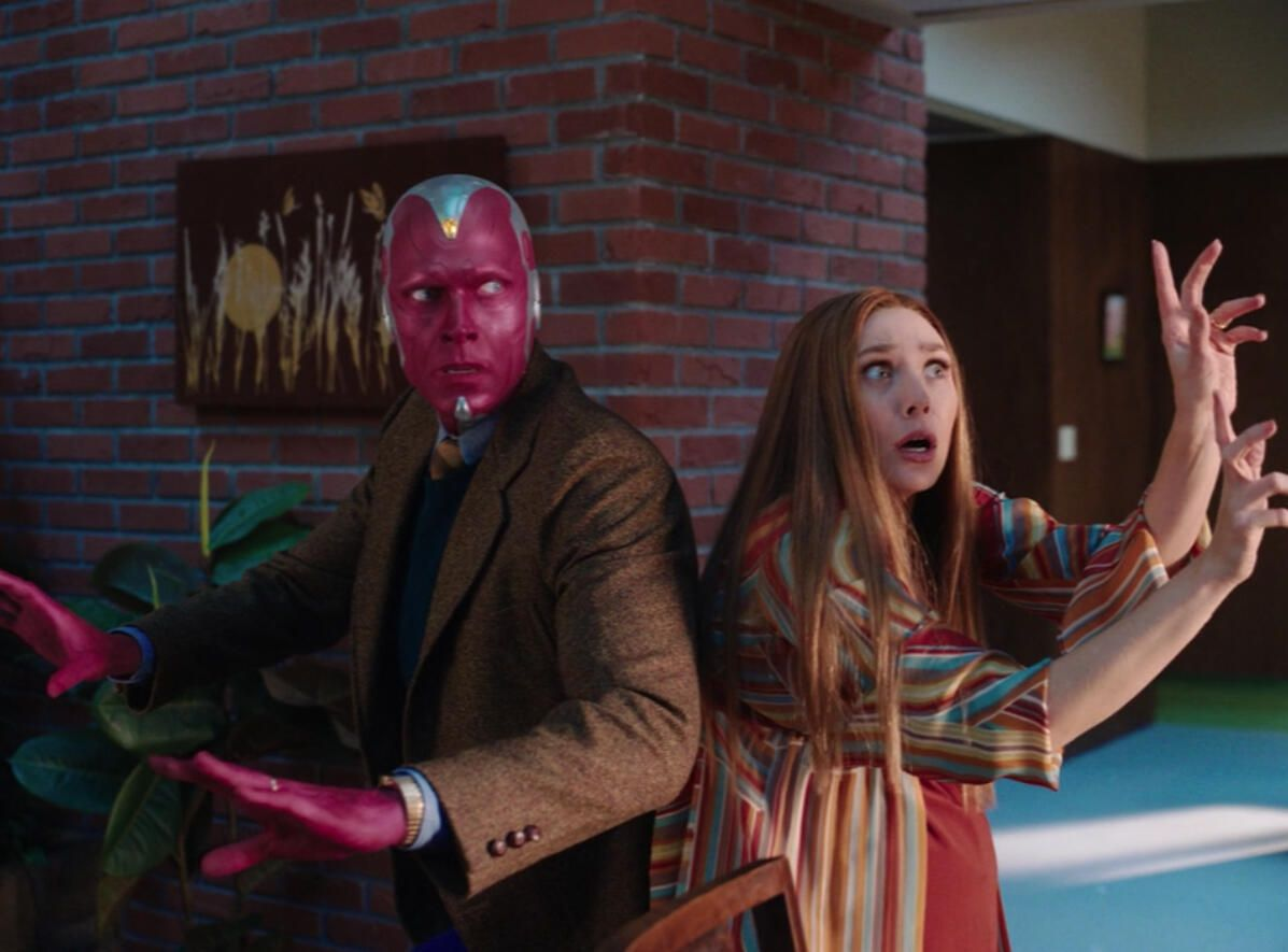 WandaVision, Season 1, Episode 3