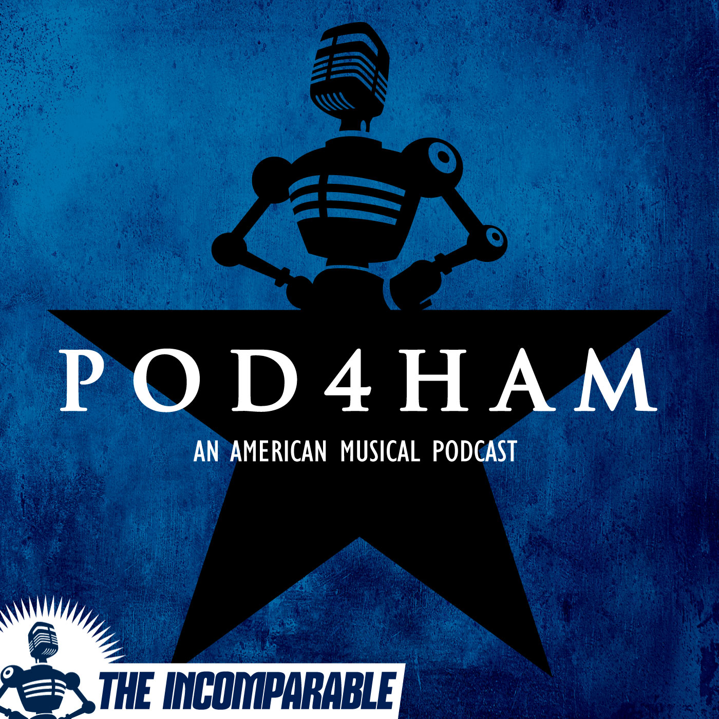 Pod4Ham - a podcast about the musical Hamilton