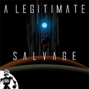 Coming Soon: A Legitimate Salvage