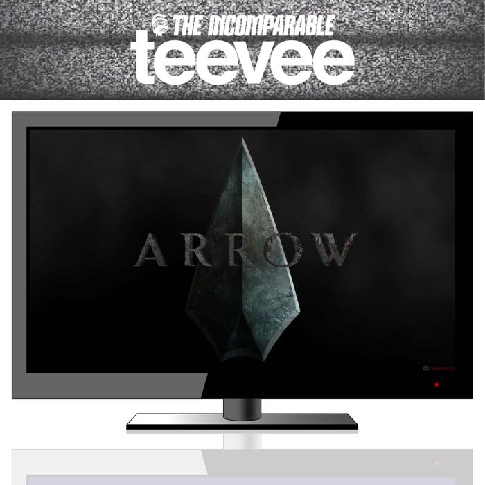 """TeeVee 253 Arrow S5E22 Review: """"Missing"""""""
