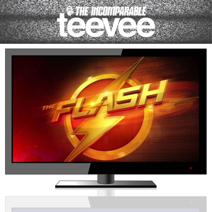 "TeeVee 254 The Flash S3E22 Review: ""Infantino Street"""