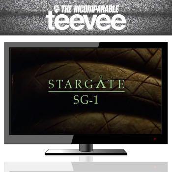 TeeVee: Stargate SG-1